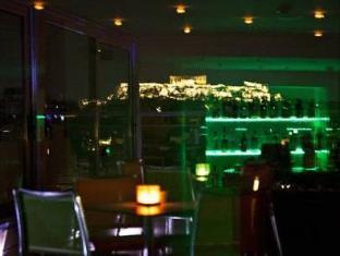 Novus City Hotel Athens - Pub/Lounge