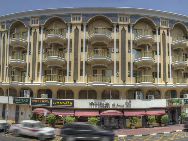 Hyde Park Hotel - Hotels and Accommodation in United Arab Emirates, Middle East