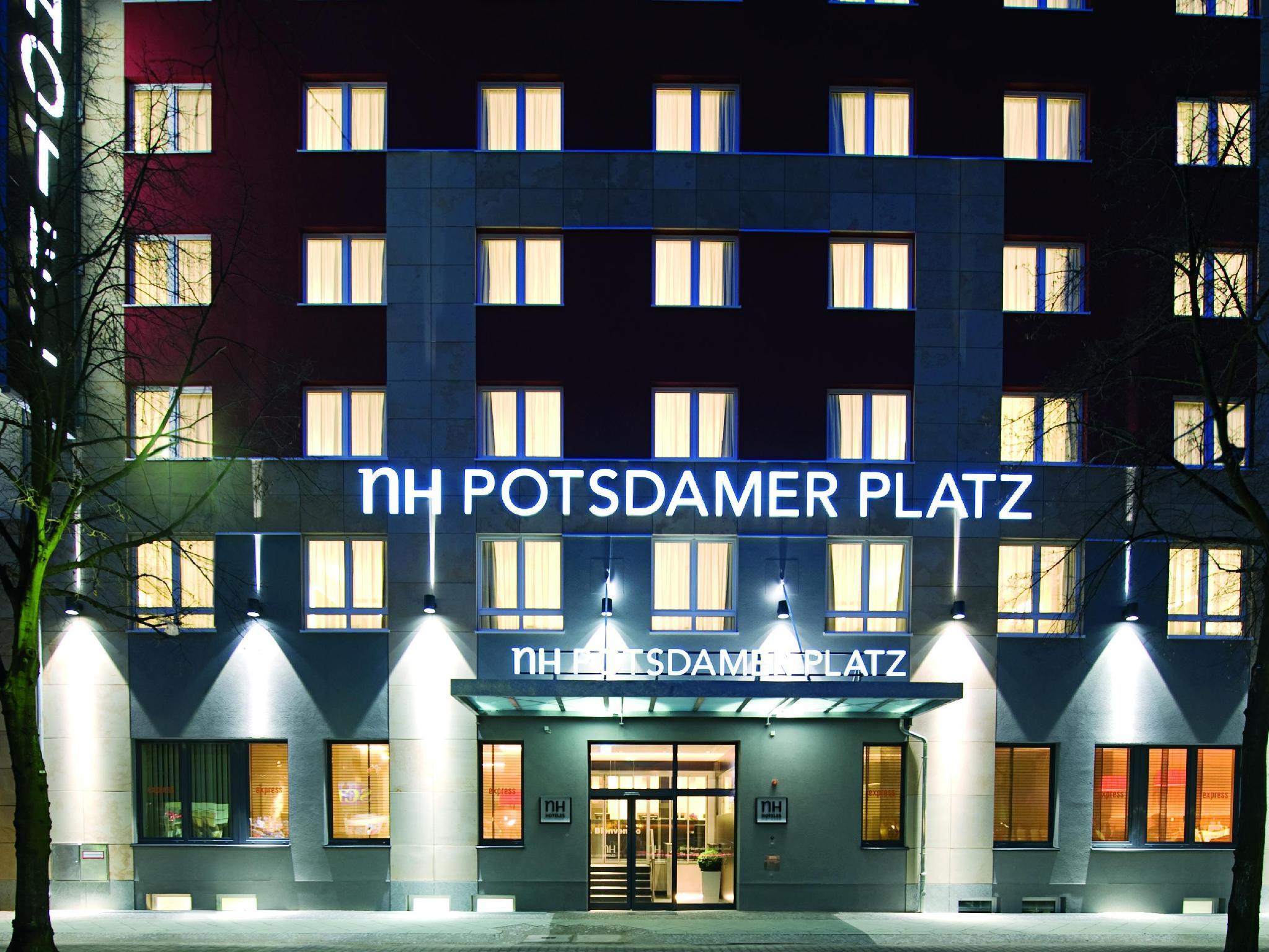 NH Berlin Potsdamer Platz - Hotell och Boende i Tyskland i Europa