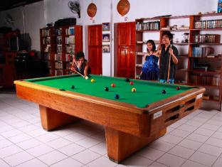 Virgin Beach Resort Cebu - Pool Table at Virgin Beach Resort