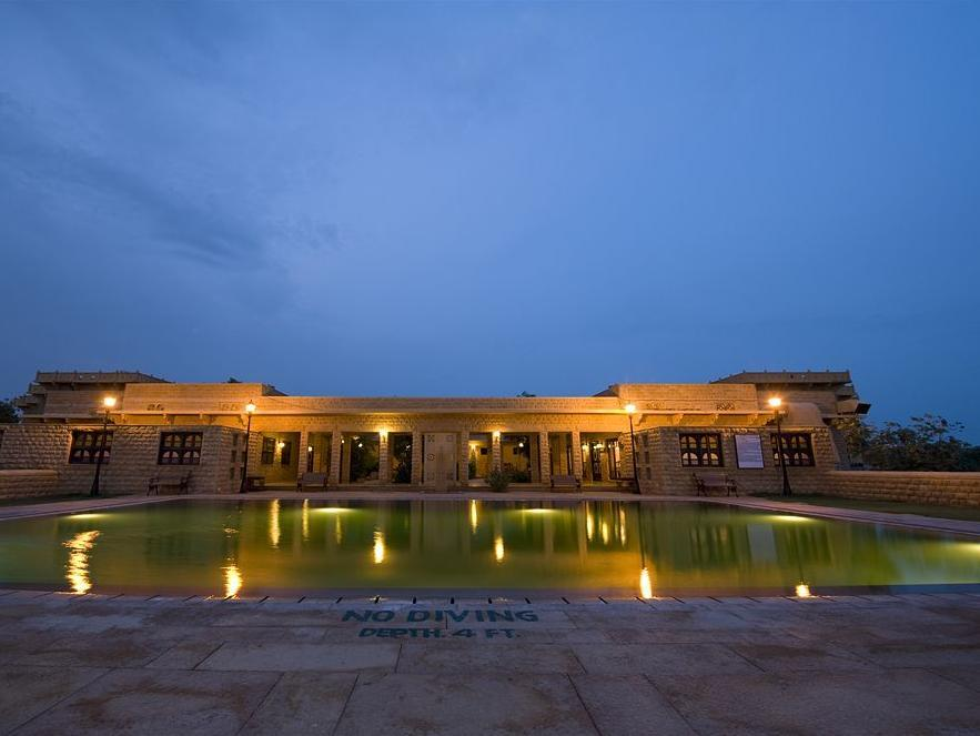 The Gateway Hotel Rawalkot Jaisalmer - Hotel and accommodation in India in Jaisalmer