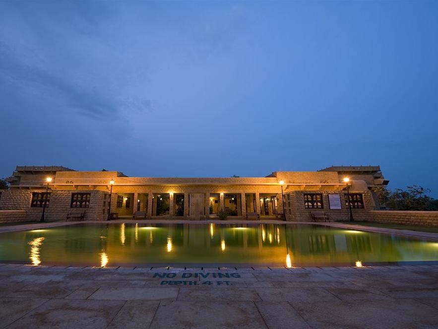 The Gateway Hotel Rawalkot Jaisalmer - Hotell och Boende i Indien i Jaisalmer