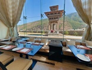coffee shop taj tashi, taj tashi bhutan trip, Bhutan, Druk Air, gho, Himalayan Kingdom, Kingdom of Bhutan, kira, Last Shangri-la, Taj Tashi, takin