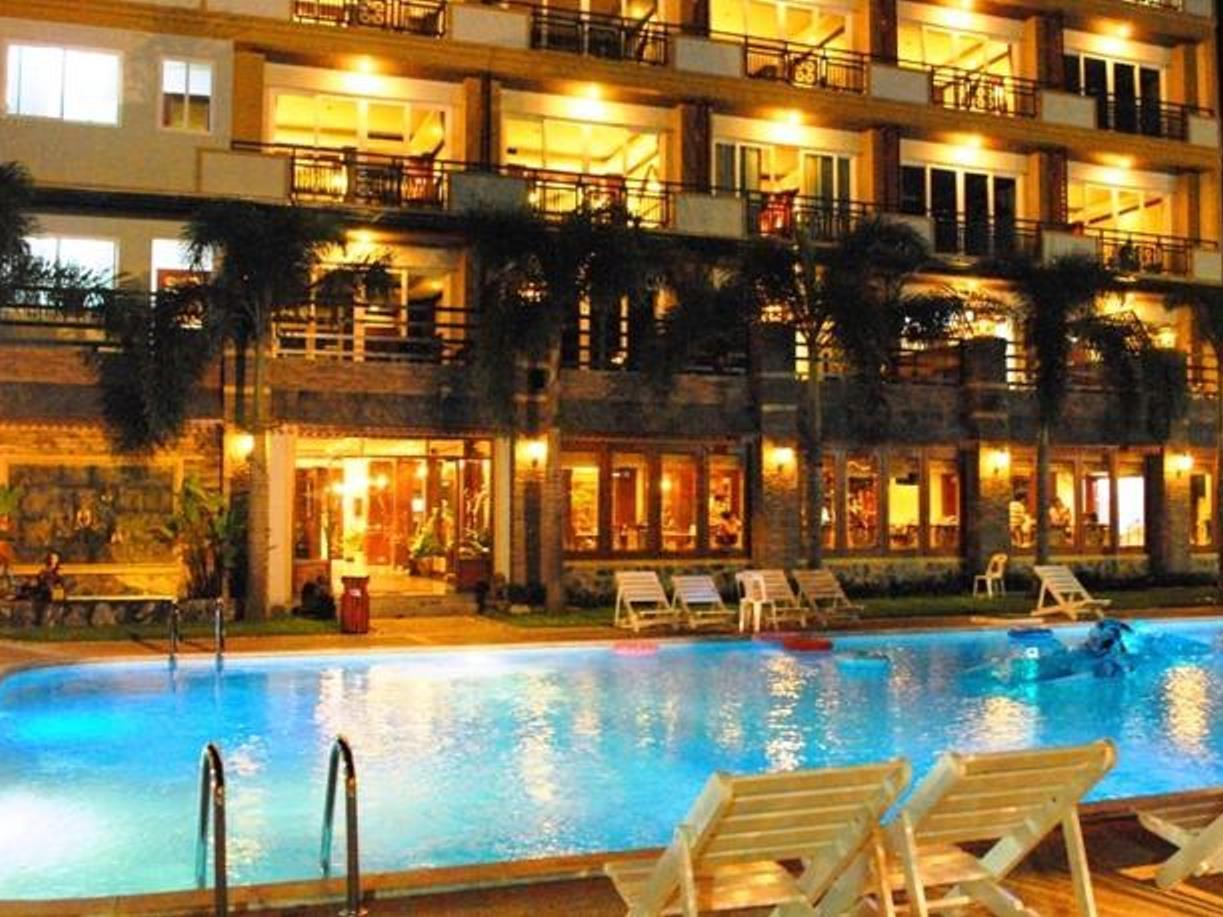 Leuxay Hotel - Hotels and Accommodation in Laos, Asia