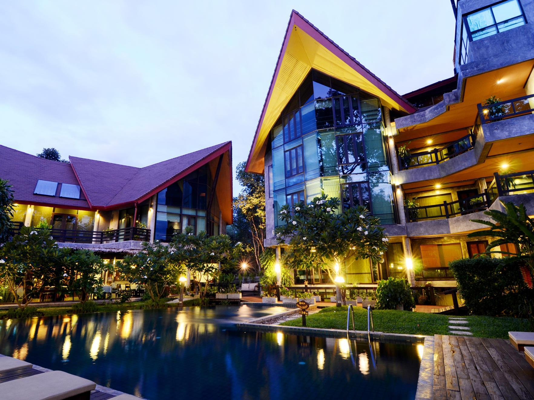 Kiree Thara Mountain & Lake Side Boutique Resort Chiang Mai