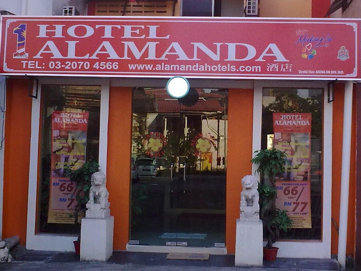 Hotel Alamanda Petaling Street - Hotels and Accommodation in Malaysia, Asia