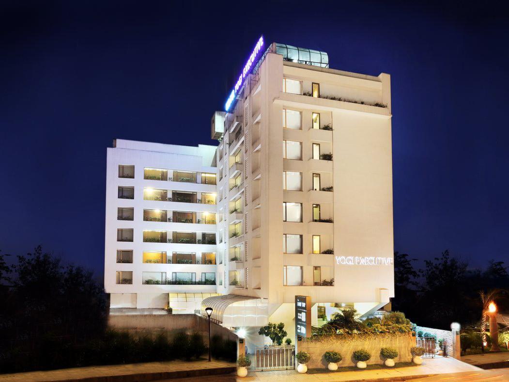 Hotel Yogi Executive - Hotell och Boende i Indien i Mumbai