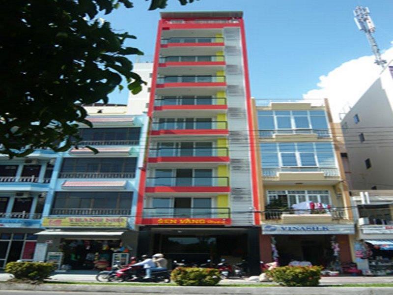 Hotell Golden Lotus Hotel - Khach san Sen Vang