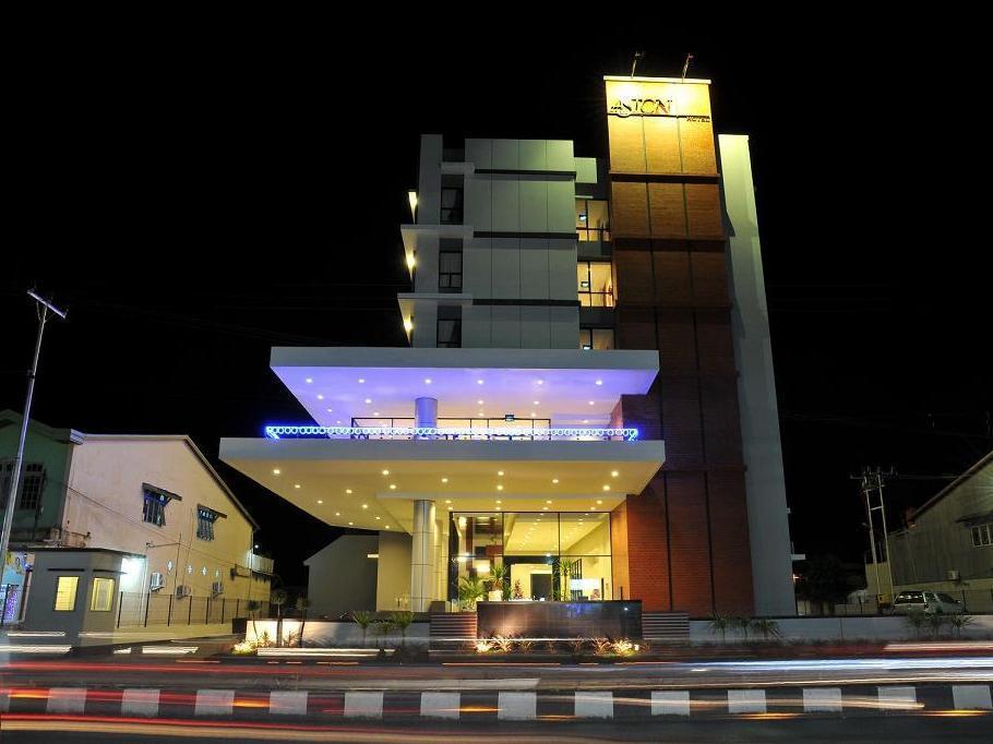 Hotell Aston Ketapang City Hotel