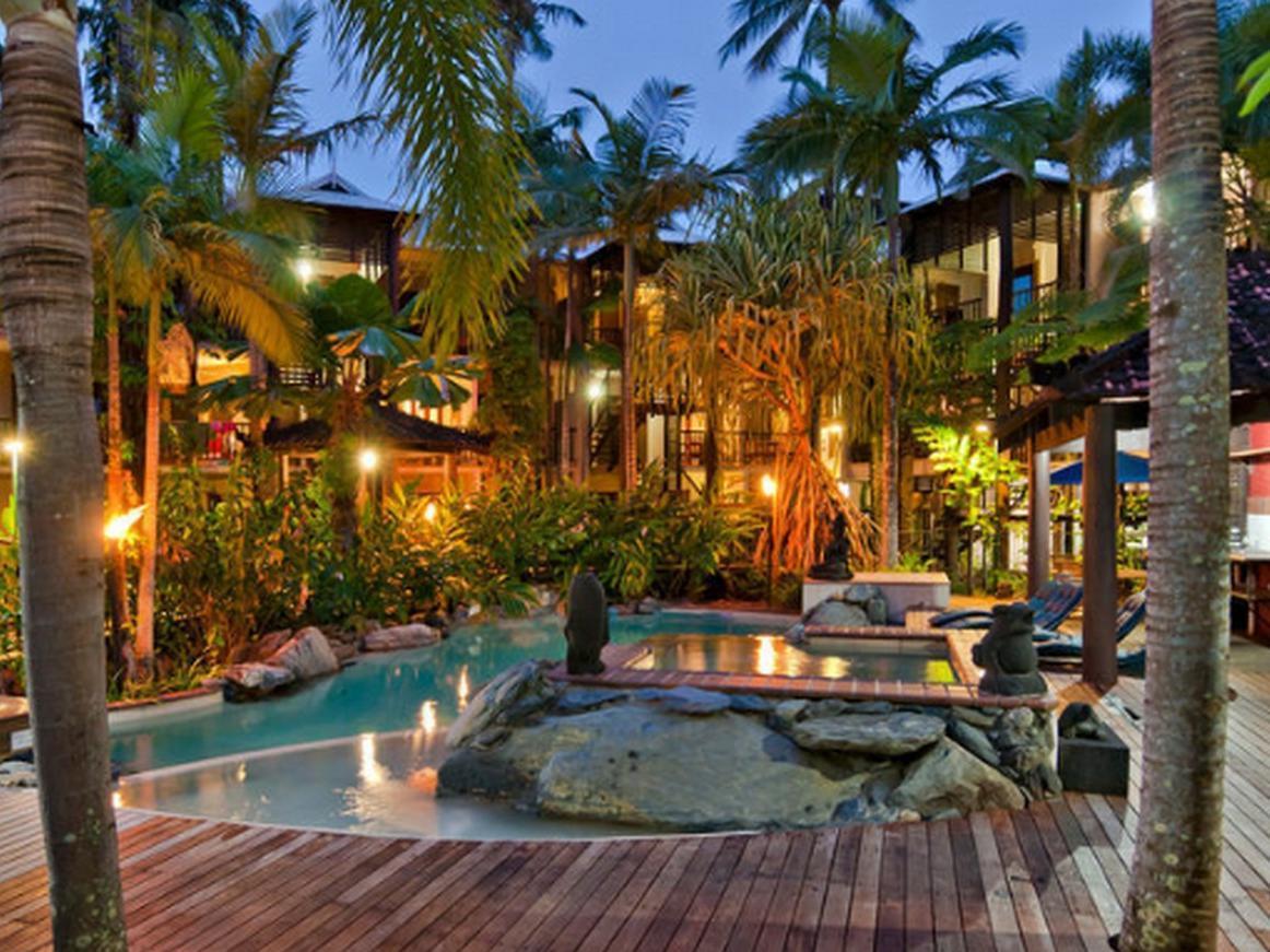 Hibiscus Resort and Spa - Hotell och Boende i Australien , Port Douglas