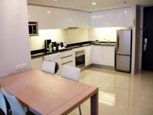 Oakwood Apartments Trilliant Sukhumvit 18 Bangkok - Two Bedroom Suite
