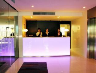 Oakwood Apartments Trilliant Sukhumvit 18 Bangkok - Reception