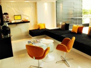 Oakwood Apartments Trilliant Sukhumvit 18 Bangkok - Lobby