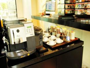 Oakwood Apartments Trilliant Sukhumvit 18 Bangkok - Complimentary Coffee & Tea at Lobby