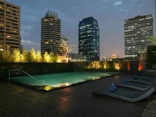 Oakwood Apartments Trilliant Sukhumvit 18 Bangkok - Swimming pool