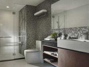 Oakwood Apartments Trilliant Sukhumvit 18 Bangkok - Bathroom