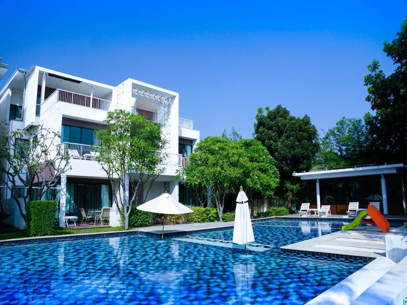 Franjipani Resort - Hotels and Accommodation in Thailand, Asia