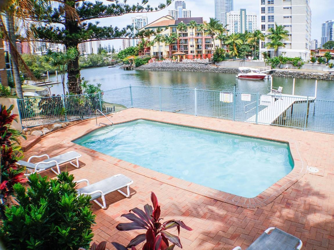 Surfers Riverside Apartments - Hotell och Boende i Australien , Guldkusten