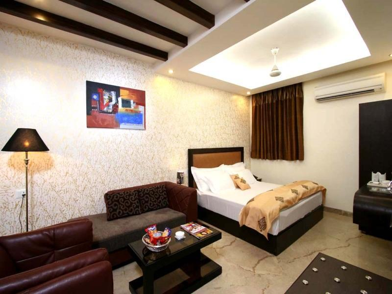 Kingston Park Hotel - Hotell och Boende i Indien i New Delhi And NCR