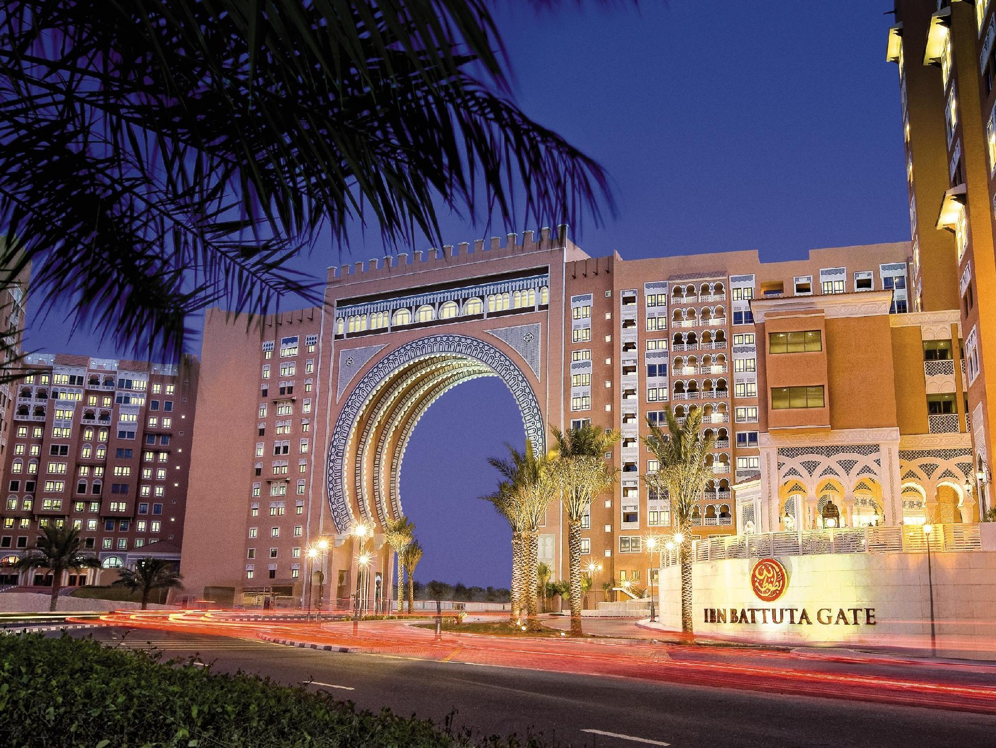 Movenpick Hotel Ibn Battuta Gate Dubai - Hotels and Accommodation in United Arab Emirates, Middle East
