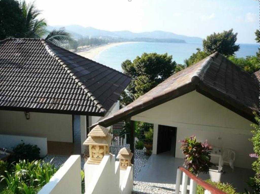 Karon Cliff Contemporary Boutique Bungalows Resort