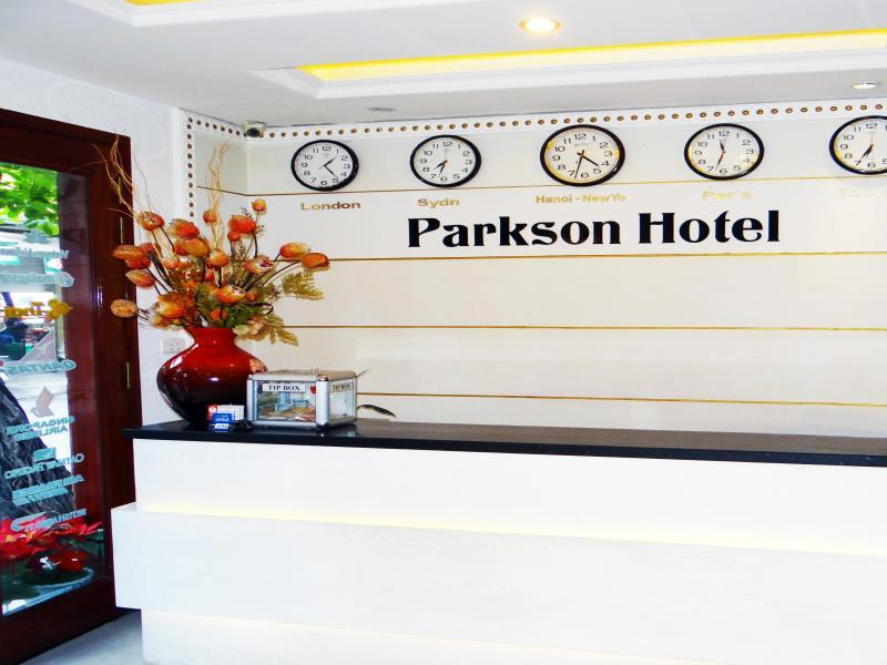 Thaison Grand Hotel Hanoi - Main Photo