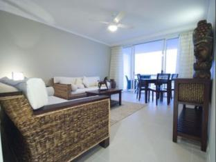 At Blue Horizon Resort Apartments Whitsunday Islands - חדר שינה