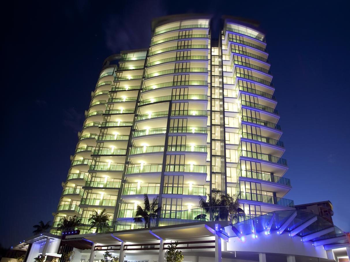 Nirvana by the Sea Apartments - Hotell och Boende i Australien , Guldkusten