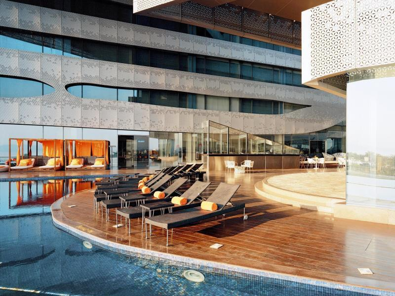 The Park Hyderabad Hotel - Hotell och Boende i Indien i Hyderabad