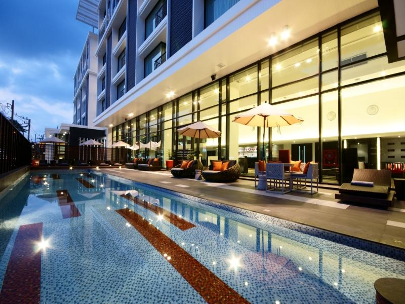 Tsix5 Hotel - Hotels and Accommodation in Thailand, Asia
