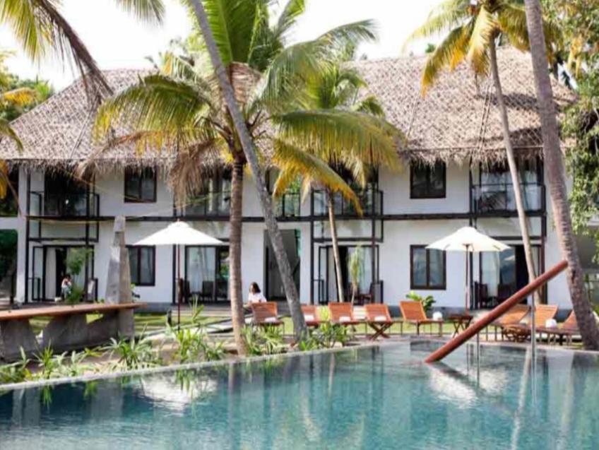 The Park Vembanad Lake Hotel - Hotell och Boende i Indien i Kumarakom