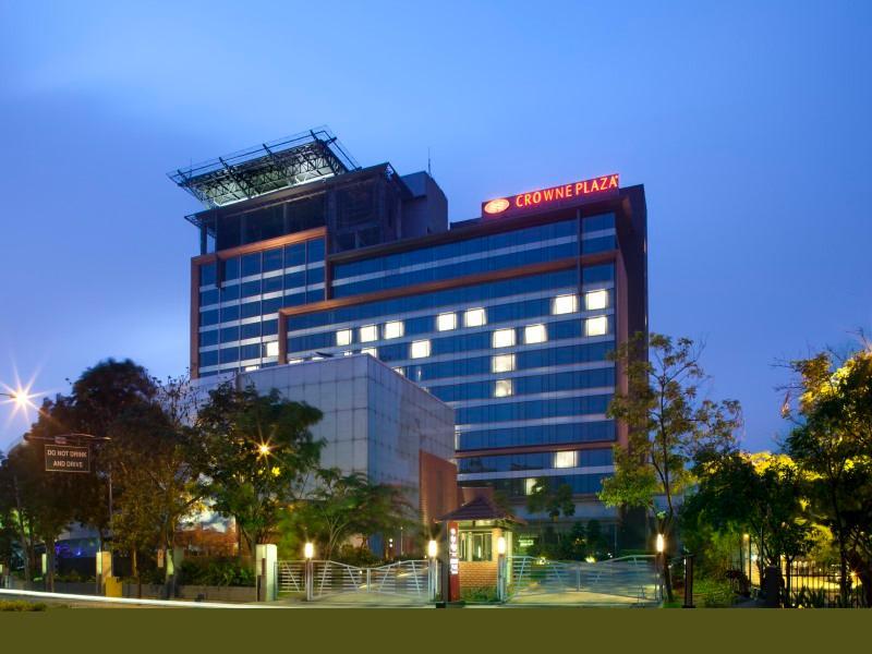 Crowne Plaza Bengaluru Electronics City Hotel - Hotell och Boende i Indien i Bengaluru / Bangalore