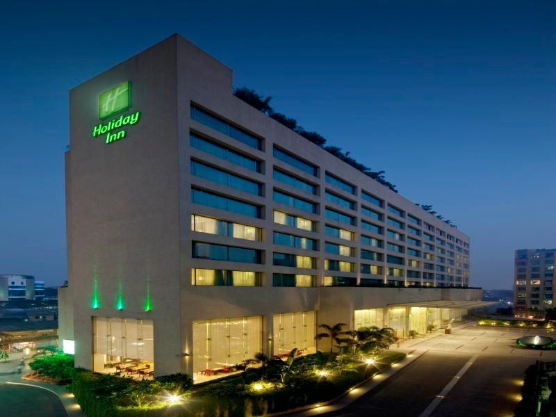 Holiday Inn Mumbai International Airport - Hotell och Boende i Indien i Mumbai