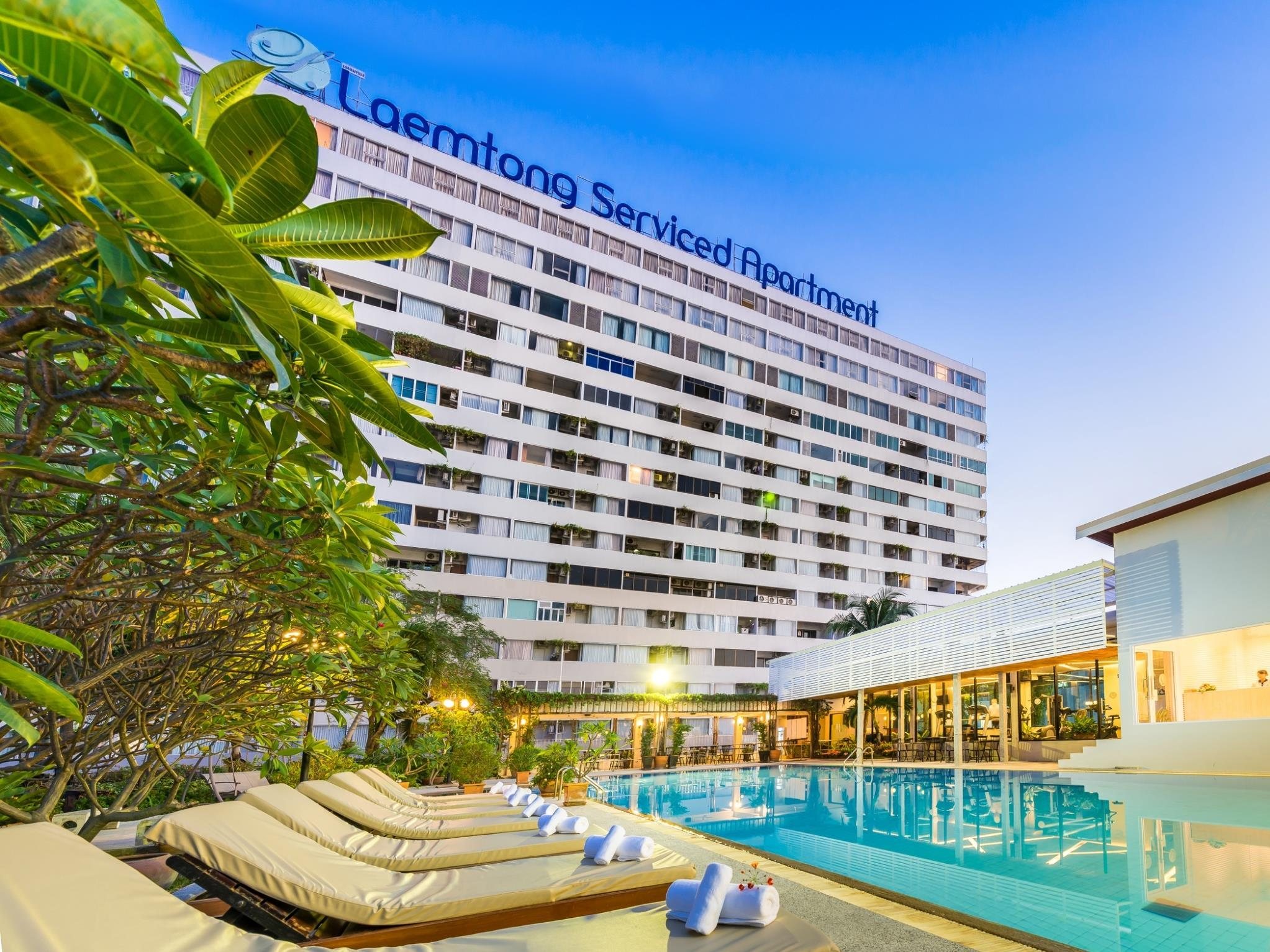 Laemtong Serviced Apartment - Hotels and Accommodation in Thailand, Asia