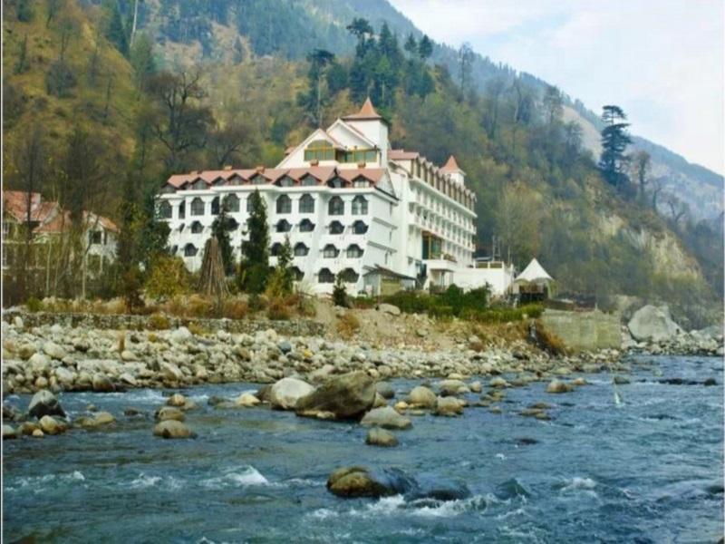 Aveda Hotel - Hotell och Boende i Indien i Manali
