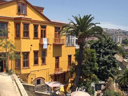 Gran Hotel Gervasoni - Hotels and Accommodation in Chile, South America