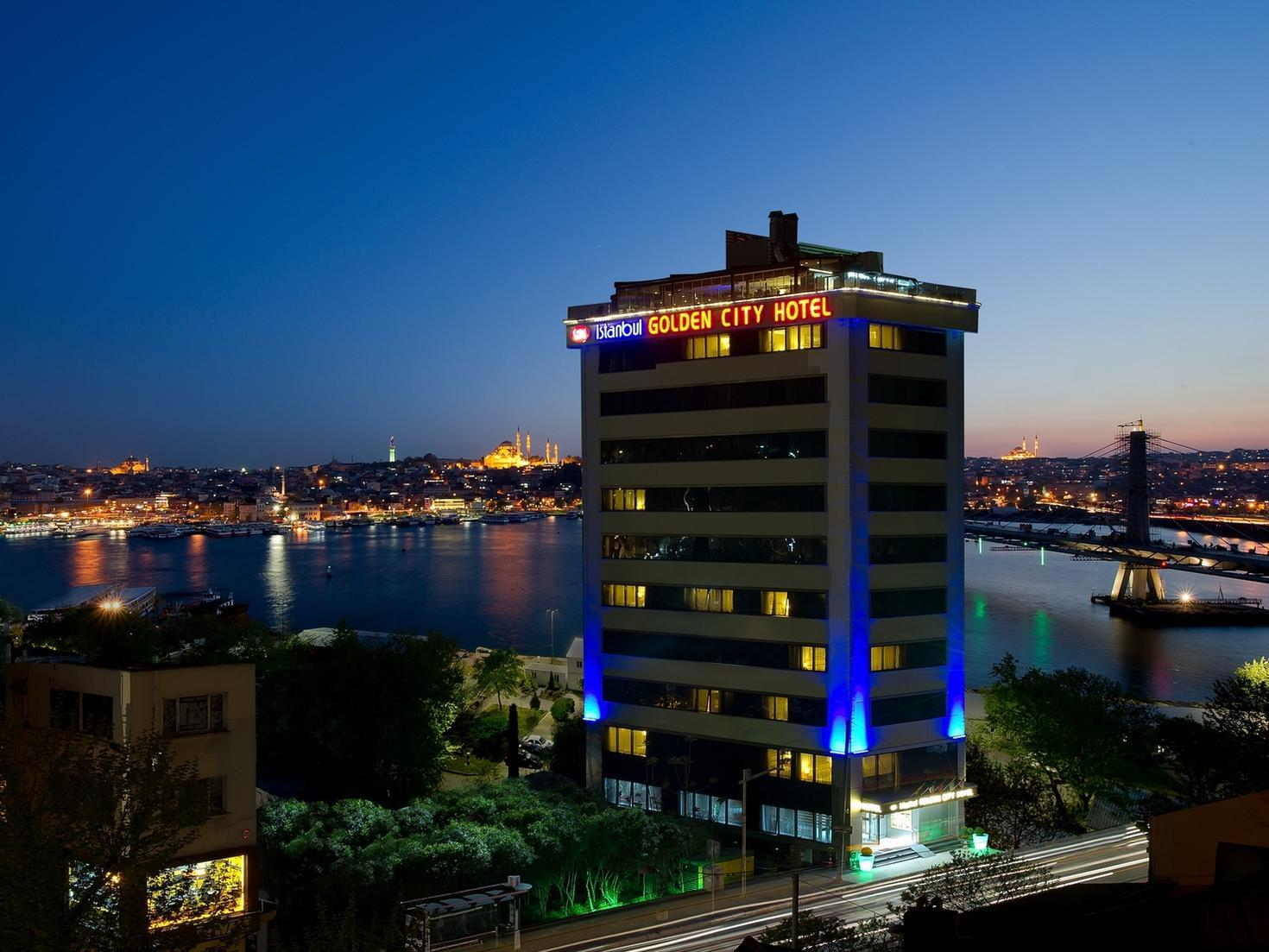 Istanbul Golden City Hotel