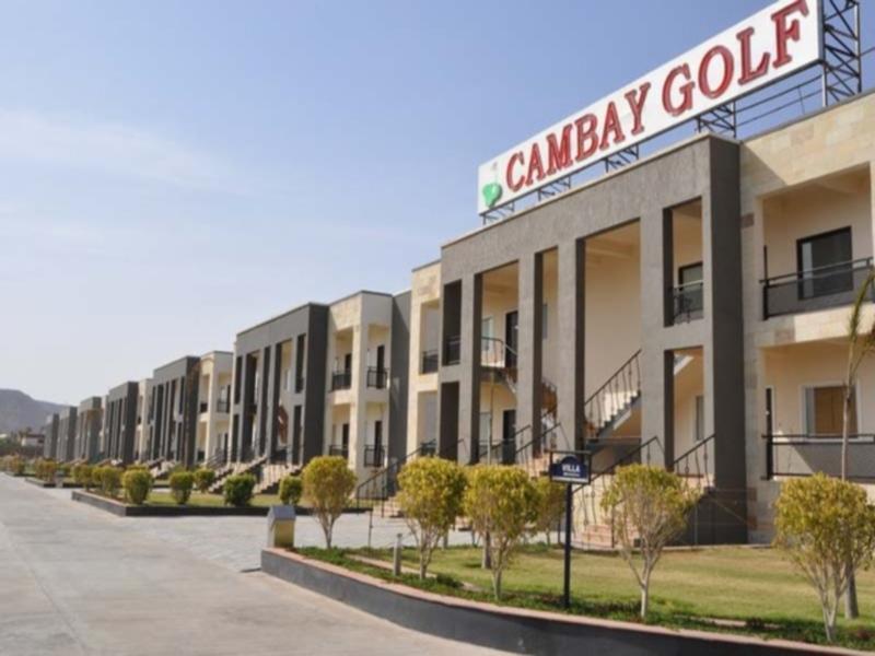 Cambay Golf Resort - Jamdoli - Hotell och Boende i Indien i Jaipur