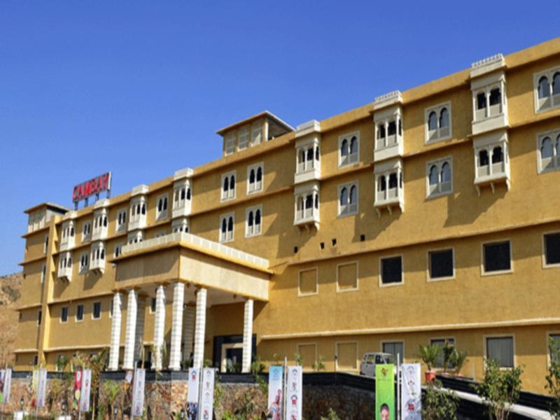 Cambay Spa   Resort - Hotell och Boende i Indien i Udaipur
