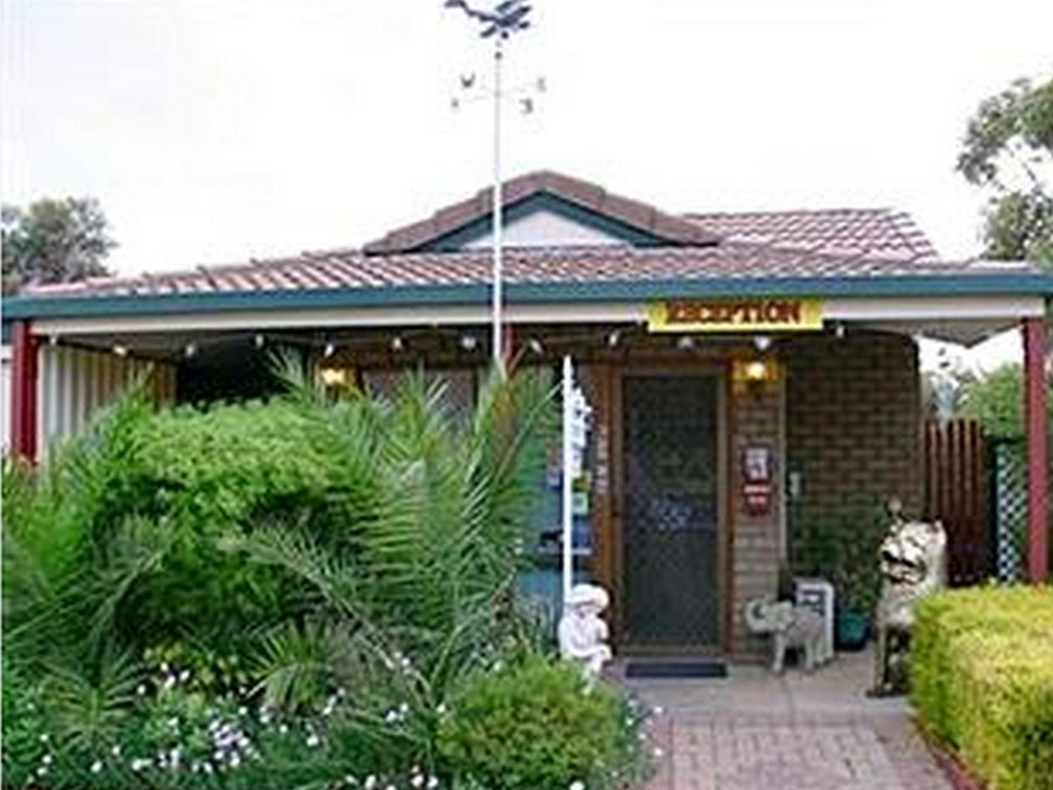 Airport Whyalla Motel - Hotell och Boende i Australien , Whyalla
