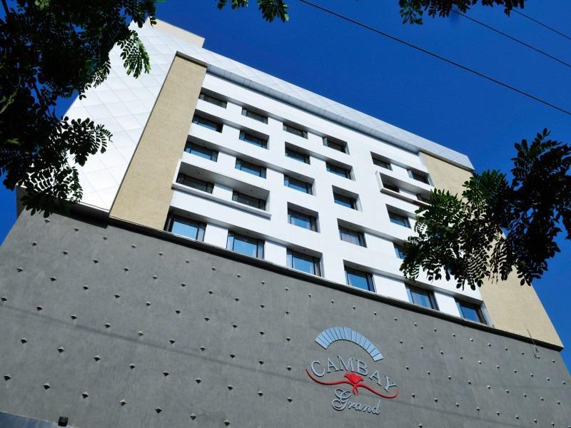 Cambay Grand Hotel - Hotell och Boende i Indien i Ahmedabad