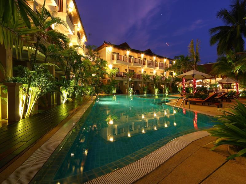 Fanari Khaolak Resort - Courtyard Zone - Hotels and Accommodation in Thailand, Asia