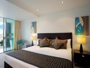 ที่โรงแรมมารีน่าชอส์ วิทซันเดย์ - ห้องพัก