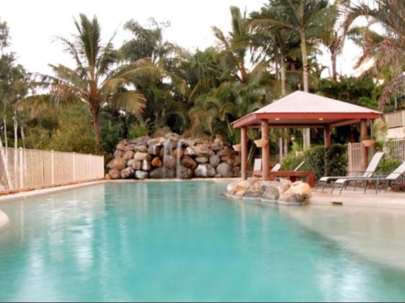 Boathaven Spa Resort - Hotell och Boende i Australien , Whitsundays