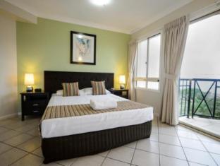 Martinique Whitsunday Resort וויטסאנדייז - חדר שינה