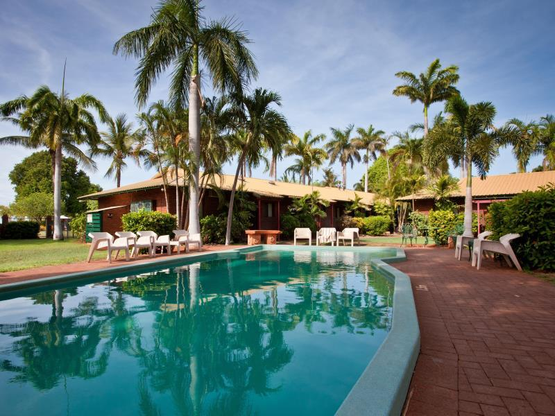 Bayside Holiday Apartments - Hotell och Boende i Australien , Broome