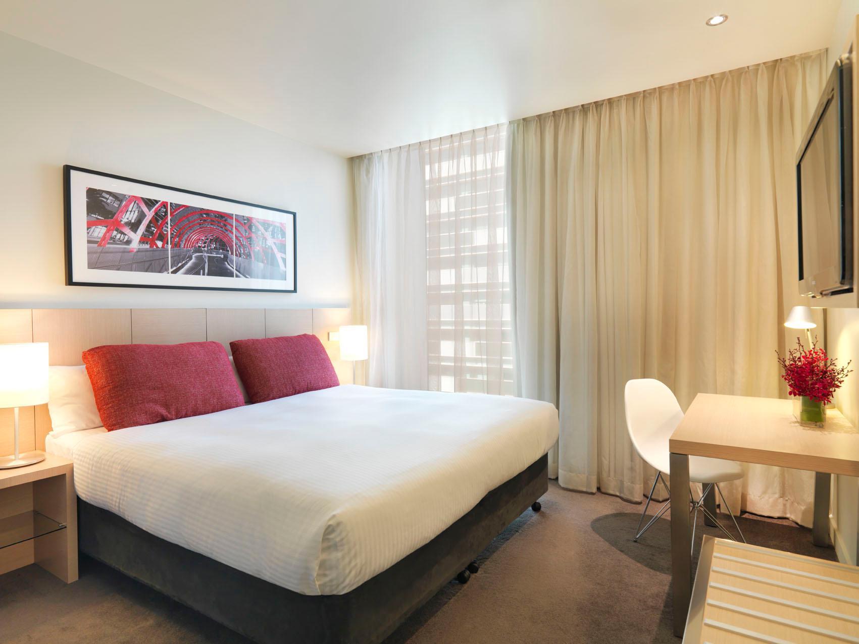 Travelodge Docklands Hotel - Hotell och Boende i Australien , Melbourne