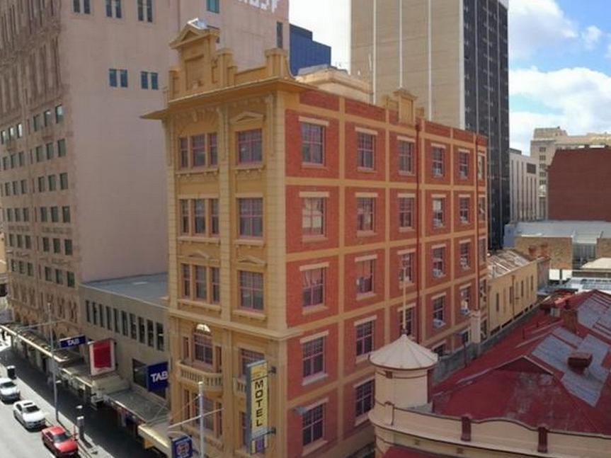 Hotell Adelaide Paringa Motel