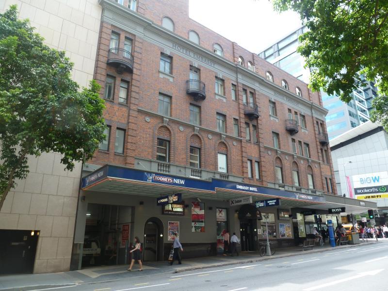 Base Brisbane Embassy Hostel - Hotell och Boende i Australien , Brisbane