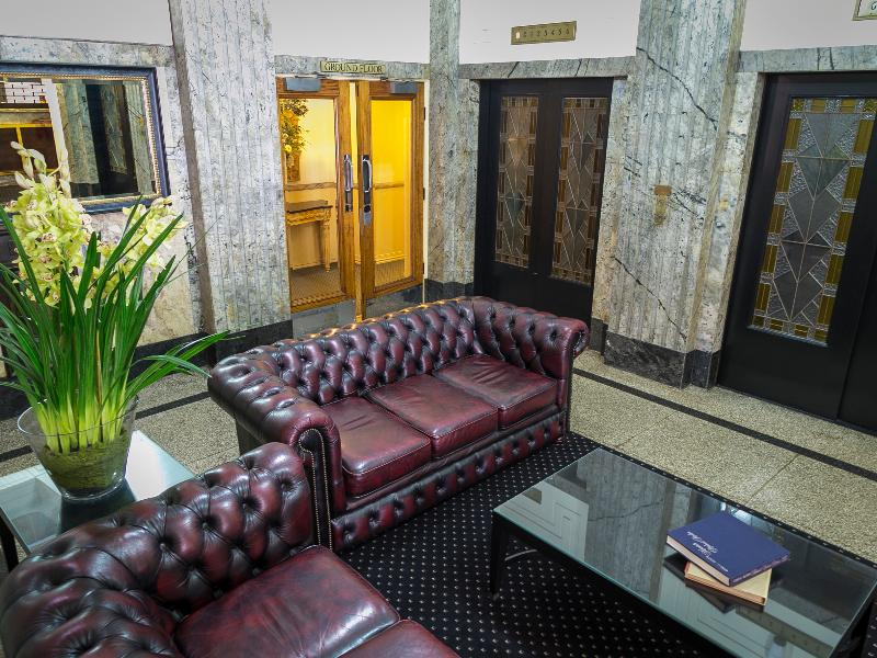 Rothbury Heritage Apartment Hotel Brisbane - Rooftop Area